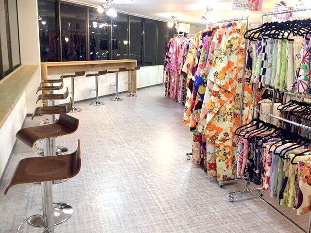 清水高台寺店の店内写真3