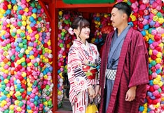 着物で晴れやかに京都観光を楽しもう