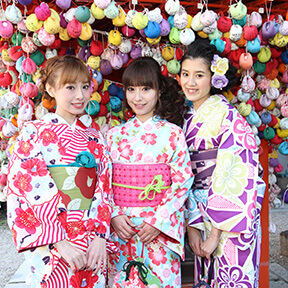 Girls trip in Kyoto