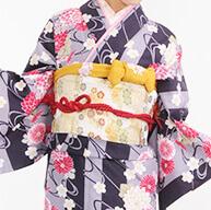 京あるきでレンタルできる着物