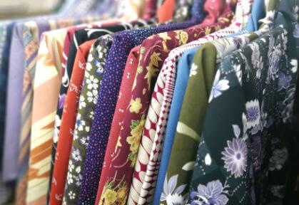 Plenty of kimono