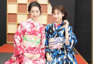 着物をレンタルして京都観光を楽しむ