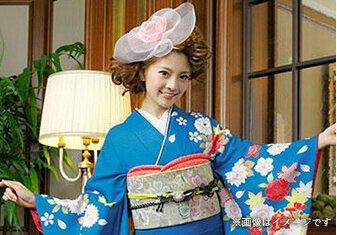 京都で着物をレンタルする高級振袖プラン