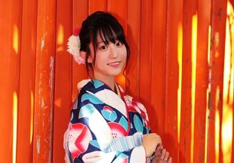 漫步京都套系更华丽的和服