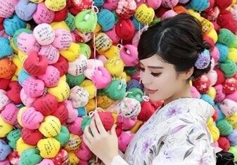京都でお得にレンタルするスタンダード着物プラン