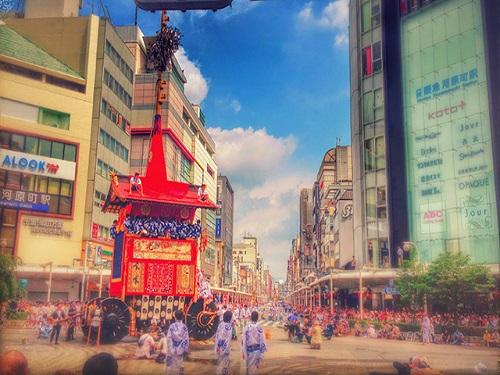 祇園祭で着物浴衣レンタルの京あるき
