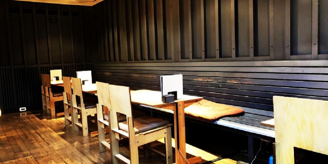 着物で涼める京都の甘味処