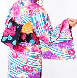 京あるきプランでレンタル可能な京都の着物