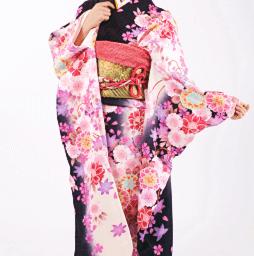 京あるきでご予約できる輝プランの着物