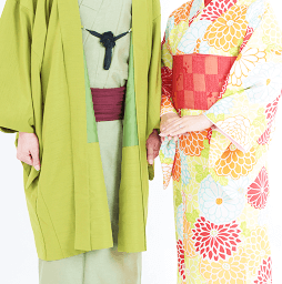 京都でレンタルできる人気の着物画像