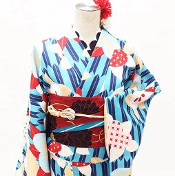 京あるきのレンタル着物
