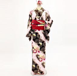 京あるきでレンタルできる着物商品画像