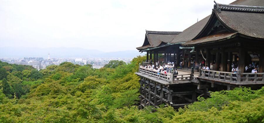 京都観光スポット清水寺