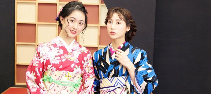 スタジオ写真プランの詳細を知って、思い出に残る京都観光を