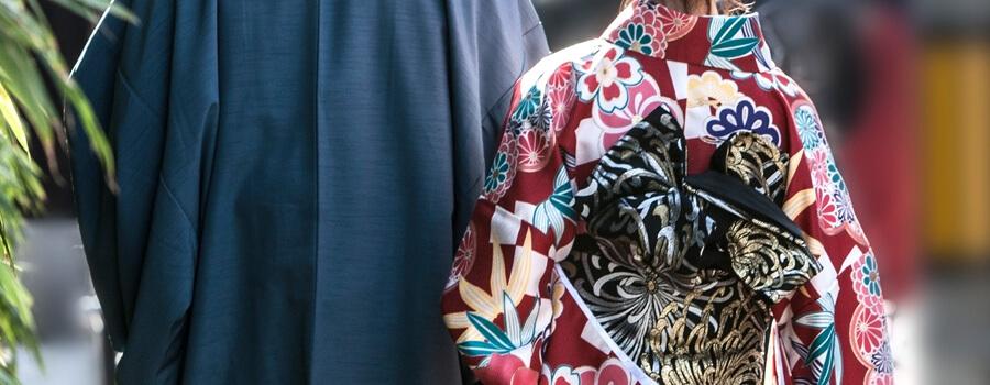 カップルで京都の着物レンタル店を選ぶポイント