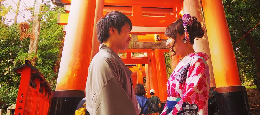 京都でおすすめの神社とお寺8選|着物で楽しもう!